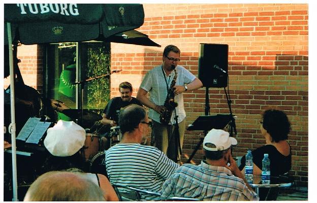 Jazz og gril, Sydthy Kurbad