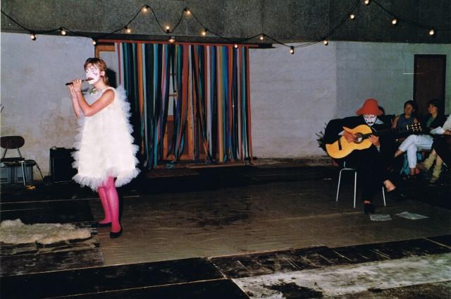 pape fløjte+guitar